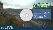 Oberwesel Schönburg Webcam Live