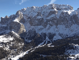 Wolkenstein – Piz Sella Webcam Live