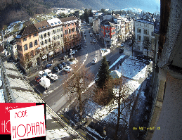 Glarus – Rathausplatz Webcam Live