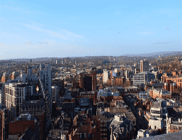 Leeds – Panorama Webcam Live