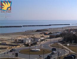 Bellaria-Igea Marina – Strand Webcam Live