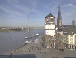 Düsseldorf Burgplatz Webcam Live