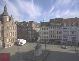 Düsseldorf Marktplatz Webcam Live