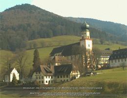 Münstertal Kloster St. Trudpert Webcam Live