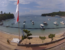 Padang Bai – Harbour Webcam Live