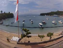 Padang Bai – Harbour Webcam Live