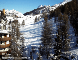 Sestriere – Vialattea Resort Webcam Live