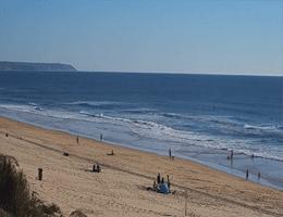 Costa da Caparica Praia da Fonte da Telha Webcam Live