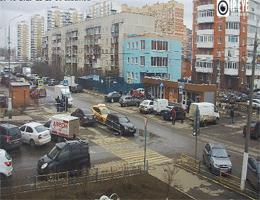 Oktyabrsky (Moskau) – Ulitsa 60 Let Pobedy Webcam Live