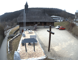 St. Blasien – Christuskirche Webcam Live