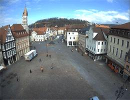 Schwäbisch Gmünd Marktplatz Webcam Live