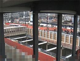 Ulm – Bahnhofsvorplatz Webcam Live