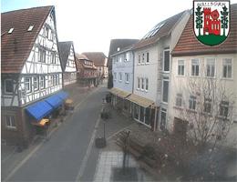 Walldürn – Hauptstraße Webcam Live