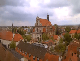 Altötting Basilika St. Anna Webcam Live