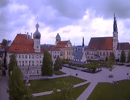 Altötting Kapellplatz Webcam Live