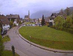 Anger Dorfplatz Webcam Live