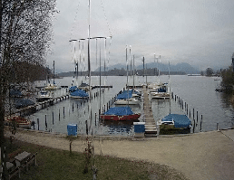 Breitbrunn am Chiemsee – Segel-Club Webcam Live