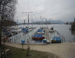 Breitbrunn am Chiemsee Segel-Club Webcam Live