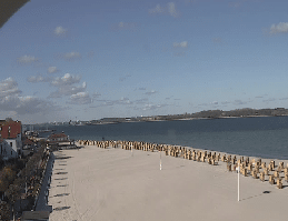 Laboe – Ostsee Strand Webcam Live