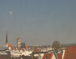 Rostock – Panoramablick Webcam Live