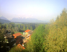 Bad Heilbrunn Bergblick Webcam Live