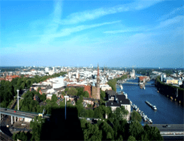 Bremen – Weser Tower Webcam Live