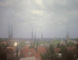 Lübeck – Lübecker Altstadt Webcam Live