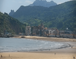 Laredo – Playa Salvé Webcam Live