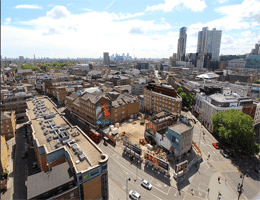 London – Art'otel Hoxton Webcam Live