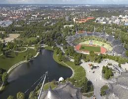 München – Olympiapark Webcam Live