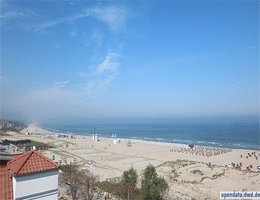 Rostock – Warnemünde Strand Webcam Live