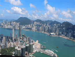 Hong Kong – Panorama Webcam Live