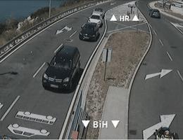 Klek Grenzübergang Webcam Live