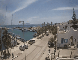 Kos – Kardamena Port Webcam Live