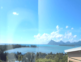 Kozy Le Morne Lagune Webcam Live