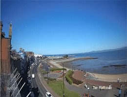 Morecambe – Strandpromenade Webcam Live