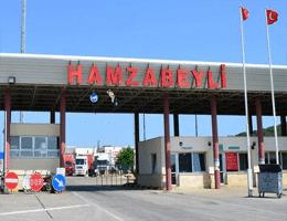 Hamzabeyli Grenzübergang Webcam Live
