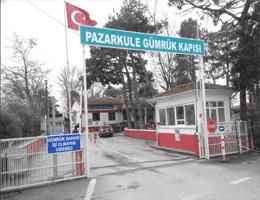 Pazarkule Border Crossing Webcam Live