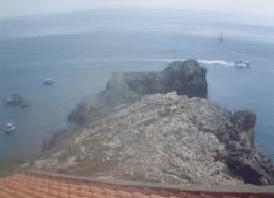 Alghero Capo Galera Webcam Live