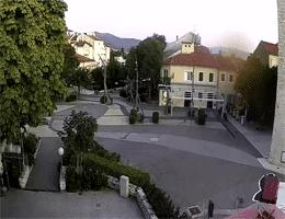 Novi Vinodolski – Hrvatskih Branitelja Webcam Live