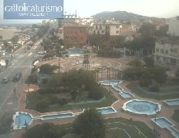 Cattolica – Fontana delle Sirene Webcam Live