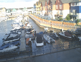 Exmouth Marina Webcam Live