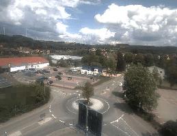 Freisen – Bahnhofstraße Webcam Live