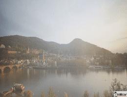 Heidelberg – Neckar – Altstadt und Schloss Webcam Live