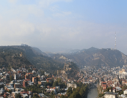 Tiflis – Panorama Webcam Live