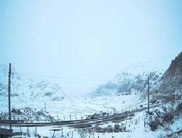Aurland Upsete Station Webcam Live