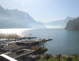 Brunnen – Lake Lucerne Webcam Live