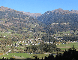 Dellach im Drautal – Panorama Webcam Live
