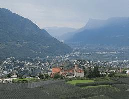 Dorf Tirol – Hotel Küglerhof Webcam Live