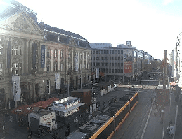 Karlsruhe Europaplatz Webcam Live